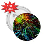Exploding Fireworks 2.25  Button (100 pack)