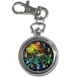 Exploding Fireworks Key Chain Watch