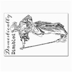 Domestically Disabled Postcards 5  x 7  (10 Pack)