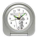 Domestically Disabled Desk Alarm Clock