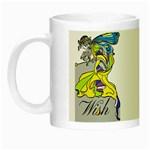 Faerie Wish Glow in the Dark Mug