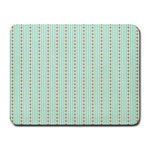Hearts & Stripes Small Mouse Pad (Rectangle)