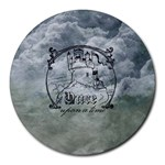 Once Upon A Time 8  Mouse Pad (Round)