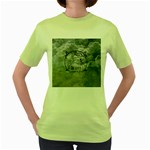 Once Upon A Time Women s T-shirt (Green)
