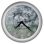 Once Upon A Time Wall Clock (Silver)