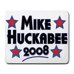 Mike Huckabee 2008 Large Mousepad from DesignYourOwnGift.com Front