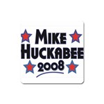 Mike Huckabee 2008 Magnet (Square)