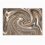Precious Metals Disorganized Fractal Postcards 5  x 7  (Pkg of 10)