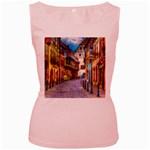 Alsace France Women s Tank Top (Pink)