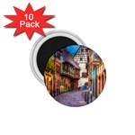 Alsace France 1.75  Button Magnet (10 pack)