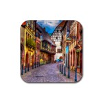 Alsace France Drink Coasters 4 Pack (Square)
