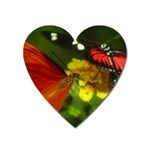 Butterfly Magnet (Heart)