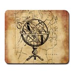 Discover The World Large Mouse Pad (Rectangle)