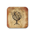 Discover The World Drink Coaster (Square)
