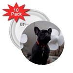 French Bulldog 2.25  Button (10 pack)