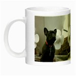 French Bulldog Glow in the Dark Mug