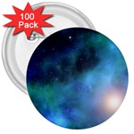 Amazing Universe 3  Button (100 pack)