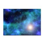 Amazing Universe A4 Sticker