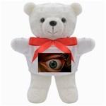 Demon in My Eye Goth Punk Fantasy Teddy Bear