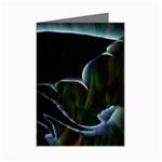 Dragon Aura Mini Greeting Card