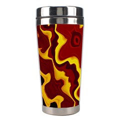 Tribal Summer Nightsdreams Pattern Stainless Steel Travel Tumbler by dflcprints