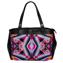 Fashion Girl Oversize Office Handbag (one Side) by OCDesignss