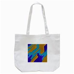 Pattern Tote Bag (white)