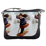 Pure And Healthy Soaps Messenger Bag