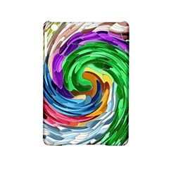 Wacky Whirl Apple iPad Mini 2 Hardshell Case from Aussie Custom Gifts Front