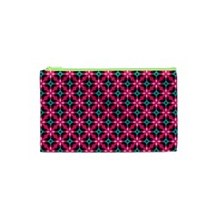Cute Pretty Elegant Pattern Cosmetic Bag (xs) by creativemom