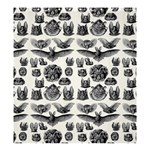 Haeckel Chiroptera Shower Curtain 66  x 72  (Large)
