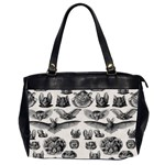 Haeckel Chiroptera Oversize Office Handbag (Two Sides)