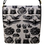 Haeckel Chiroptera Flap Closure Messenger Bag (Small)