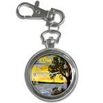 Amelia s Lighthouse -AveHurley ArtRevu.com- Key Chain Watch