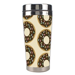 Donuts Stainless Steel Travel Tumbler by Kathrinlegg