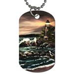 Kerry s Lighthouse -  Ave Hurley   - Dog Tag (Two Sides)