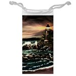 Kerry s Lighthouse -  Ave Hurley   - Jewelry Bag