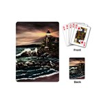Kerry s Lighthouse -  Ave Hurley   - Playing Cards (Mini)