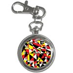 Shattered Life With Rays Of Hope Key Chain Watch