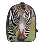 Zebra 1 School Bag (XL)