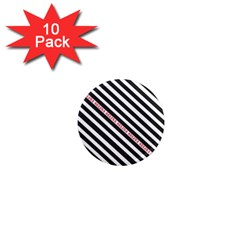 Selina Zebra 1  Mini Magnet (10 Pack)  by Contest580383