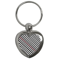 Selina Zebra Key Chains (heart)  by Contest580383