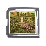 Country Waterfall by Ave Hurley - Mega Link Italian Charm (18mm)