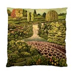 Country Waterfall by Ave Hurley - Standard Cushion Case (Two Sides)