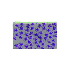 Purple Pattern Cosmetic Bag (xs) by JDDesigns