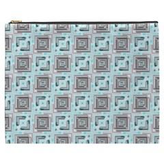 Modern Pattern Factory 04b Cosmetic Bag (xxxl)  by MoreColorsinLife