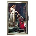 Accolade by Edmund Blair Leighton Cigarette Money Case