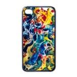 Colors by Jandi Apple iPhone 4 Case (Black)