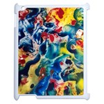 Colors by Jandi Apple iPad 2 Case (White)