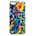 Colors by Jandi Apple Seamless iPhone 5 Case (Color)